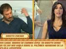 El marido de Carmen López (GH VIP 4) planta a Sálvame en directo
