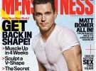 Matt Bomer habla de los consejos de Lady Gaga en su sexy posado para Men's Fitness
