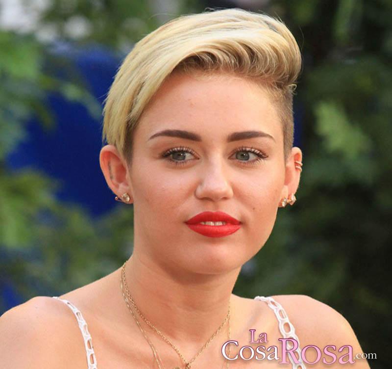 """Miley Cyrus: """"Me importa muy poco ser un modelo a seguir"""""""