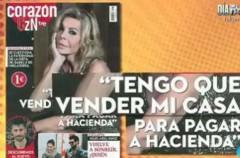 Bibiana Fernández pone en venta su casa por problemas con Hacienda