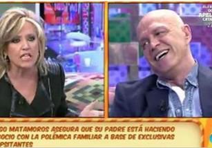 Diego Matamoros piensa que su padre perjudicará a Laura con su entrada en GH VIP 4