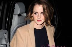 Emma Watson sale con un experto en tecnología una década mayor que ella