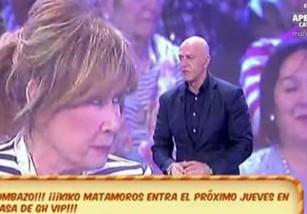 Kiko Matamoros entra el jueves a Gran Hermano VIP 4