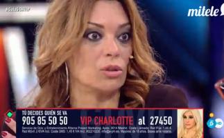 Lucía Hoyos, expulsada, y Charlotte, Javier y Alejandro, nominados en GH VIP 4