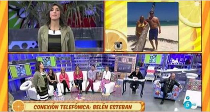 Belén Esteban responderá el viernes a Toño Sanchís en Sálvame Deluxe