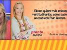 Belén Esteban desmiente que se case este año con Miguel Marcos