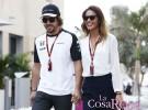Fernando Alonso y Lara Álvarez rompen tras casi un año y medio de relación