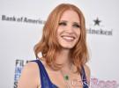 Jessica Chastain revela cuál es su relación con Jennifer Lawrence