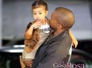 Kanye West y los rumores sobre la paternidad de North West