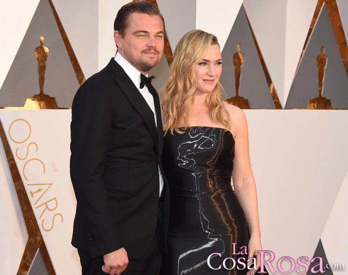 Kate Winslet le pide a Leonardo DiCaprio que se case y tenga hijos