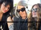 Khloe Kardashian, Kylie y Kendall Jenner y su viaje en un bus turístico por Hollywood