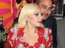 Lady Gaga celebra su 30 cumpleaños con su prometido y un grupo de amigos famosos