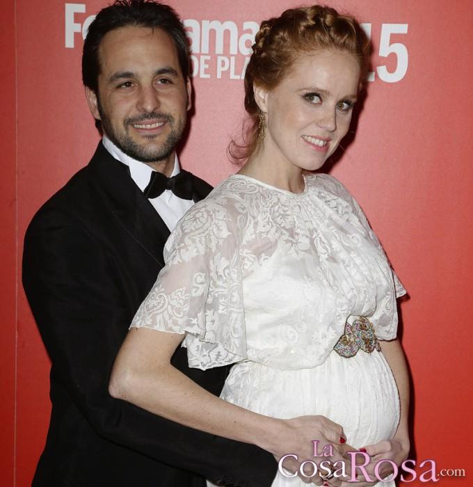 María Castro (Seis hermanas) está embarazada de cinco meses
