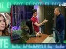 Carlos Lozano recibe un mensaje de su hija y su novia habla en GH VIP 4: el debate
