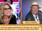 Rosa Benito y Amador Mohedano coquetean en Sálvame diario