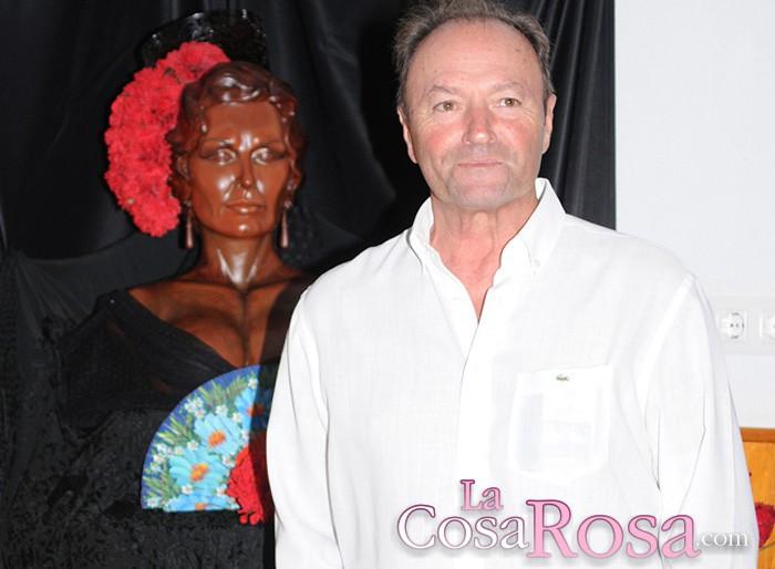 Amador Mohedano no irá a la presentación del sello homenaje a Rocío Jurado