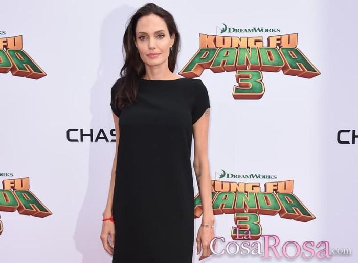 Rumores sobre la delgadez y estado de salud de Angelina Jolie
