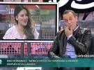 Carlos Lozano y Mónica Hoyos, discrepancias en Sálvame Deluxe