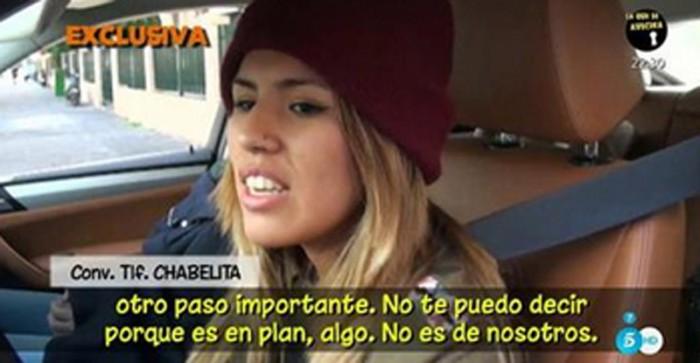 Chabelita comenta la actualidad de su familia a Sálvame