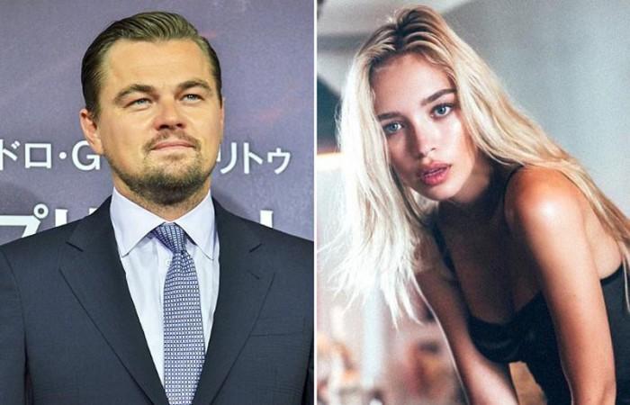 Leonardo DiCaprio se deja ver de nuevo con la modelo Roxy Horner
