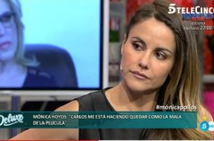 Mónica Hoyos narra en el Deluxe su separación de Carlos Lozano