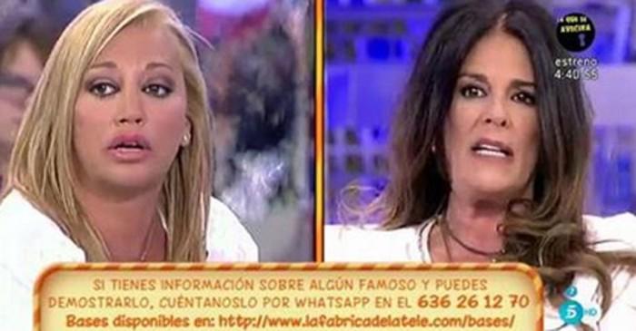 Ángela Portero está pensando en tomar medidas legales contra Belén Esteban