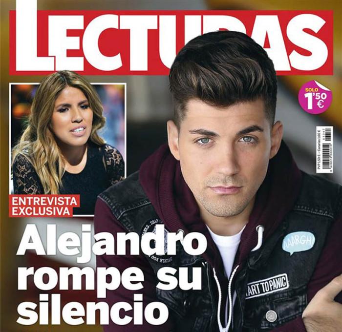 Alejandro Albalá se defiende de las acusaciones de malos tratos a Chabelita en Lecturas