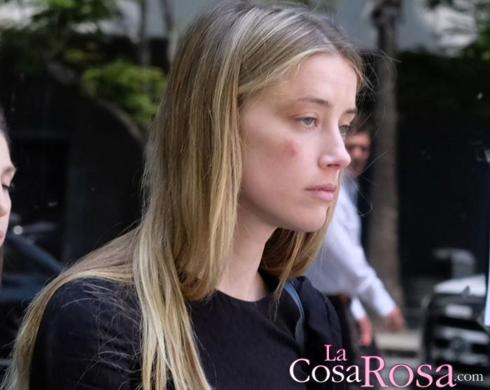 La Policía no encontró pruebas de maltrato físico en el caso de Amber Heard