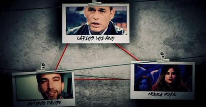 Antonio Pavón asegura que tuvo un rollo con Mónica Hoyos y enfada a Carlos Lozano
