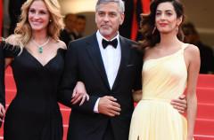 "Julia Roberts considera ""absurda"" a Amal Clooney"