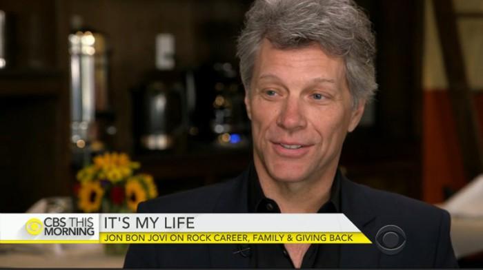Jon Bon Jovi confiesa que lleva tres años sin ver a Richie Sambora