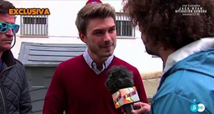 Josema Ortiz niega ser el nuevo novio de Chabelita