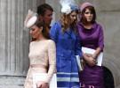 Kate Middleton y su mala relación con las princesas de York