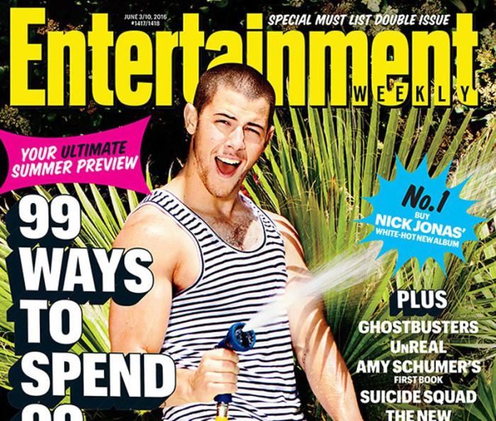 Nick Jonas cuenta cómo es su relación con sus ex Miley Cyrus y Olivia Culpo