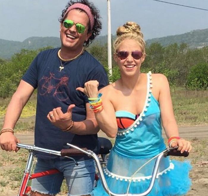 Shakira desmiente que esté esperando su tercer hijo