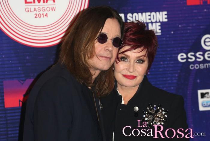 Sharon y Ozzy Osbourne rompen entre rumores de infidelidad