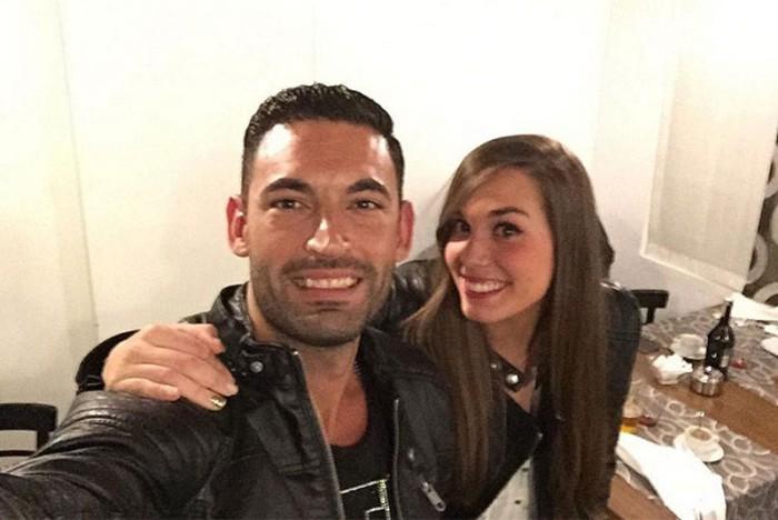 Alejandra  (Gran Hermano 15) y el DJ Álex Guerrero han roto