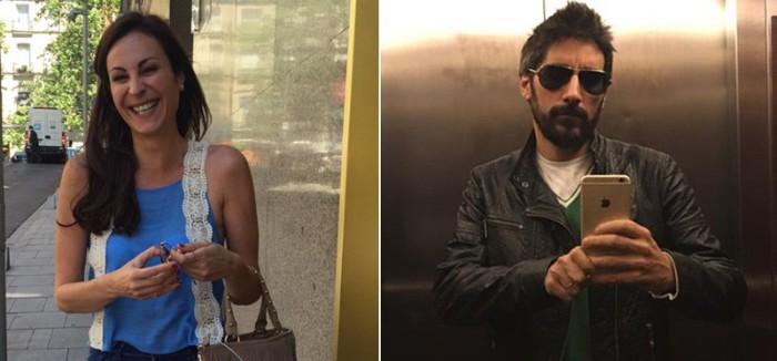 El nuevo amor de Ana Milán es escritor y se llama Manel Loureiro