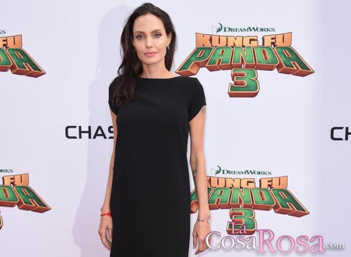Angelina Jolie habla sobre sus hijos, su madre y cómo fue dar a luz en África