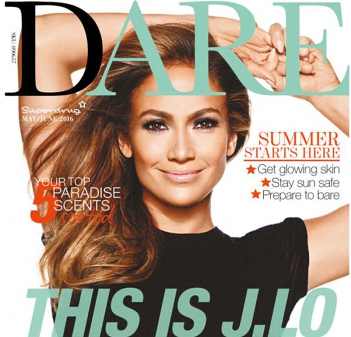 Jennifer Lopez confiesa que odiaba sus curvas
