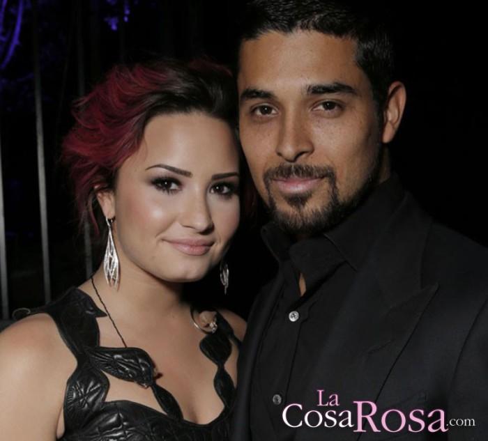 Demi Lovato habría roto con Wilmer Valderrama porque él no estaba listo para casarse