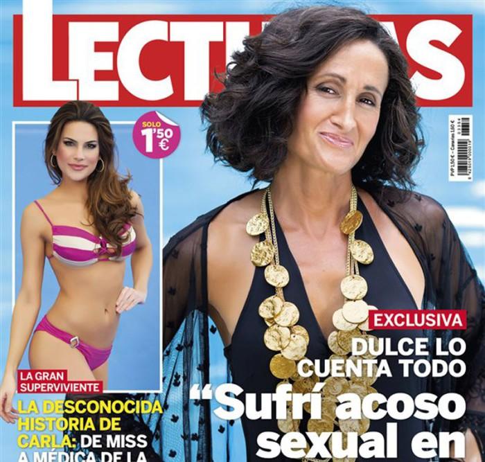 Dulce sufrió acoso sexual en casa de Isabel Pantoja