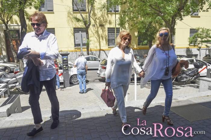María Teresa Campos se recupera de su operación de vesícula biliar