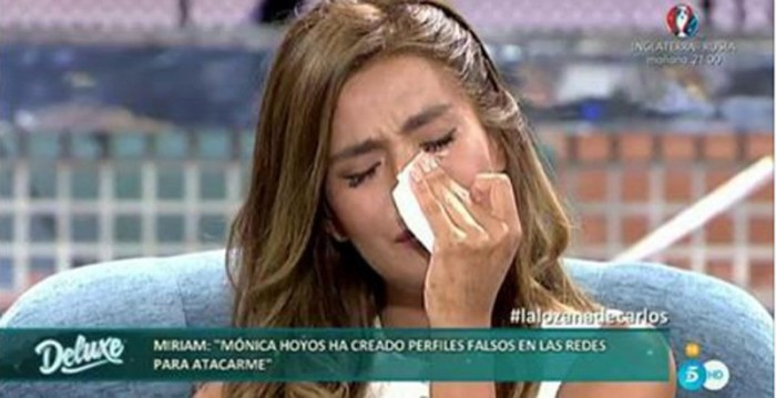 Miriam Saavedra dice que Carlos Lozano y ella eran más felices antes