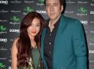 Nicolas Cage se separó de su esposa Alice Kim en enero