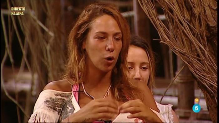 Yurena expulsada, Steisy desterrada y Carla y Yola nominadas en Supervivientes 2016