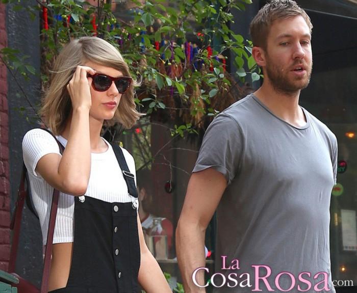 Taylor Swift y Calvin Harris rompen tras 15 meses de relación