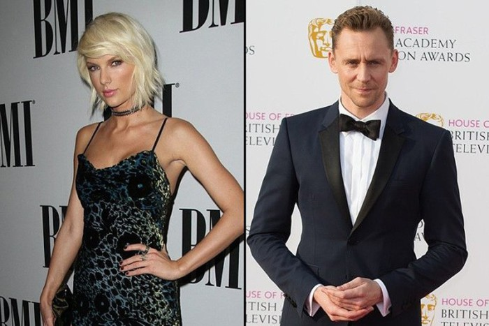 Calvin Harris molesto con la relación entre Taylor Swift y Tom Hiddleston