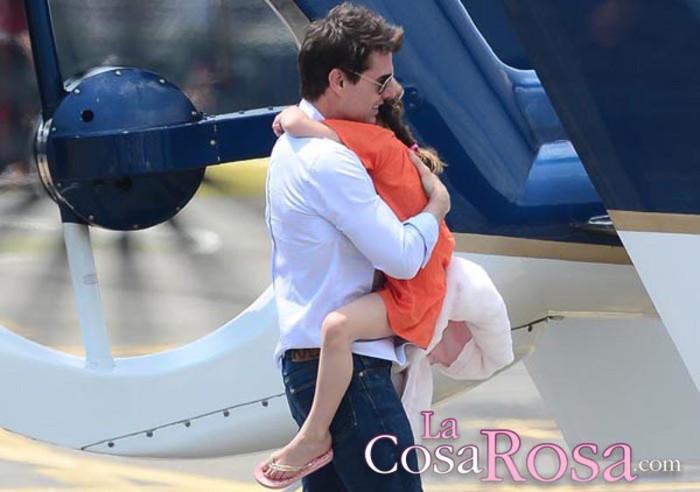 Tom Cruise lleva sin ver o hablar con Suri 1.000 días debido a la Cienciología