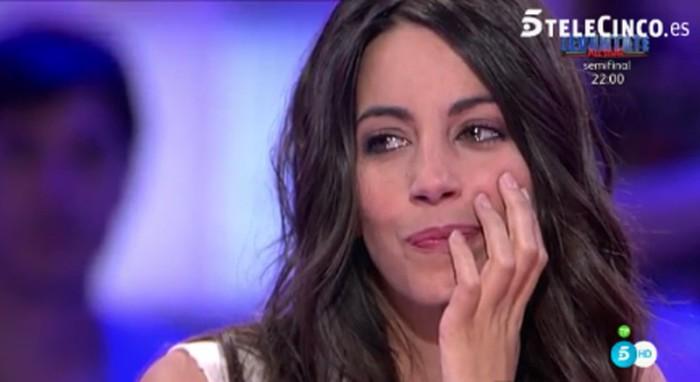 La declaración de amor de Christian Gálvez a Almudena Cid